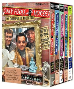 Only Fools and Horses: the Complete Collection