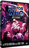 Video/DVD. Title: Doctor Who - Arc of Infinity