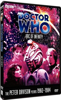Doctor Who - Arc of Infinity