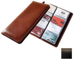 Raika SF 126 BLK Desk Card Holder - Black