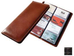 Raika BC 126 BRONZE 96 Desk Card Holder - Bronze