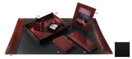 Raika TN 126 BLK 96 Desk Card Holder - Black