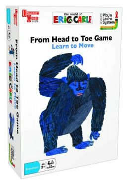 Eric Carle From Head To Toe Game: Learn to Move