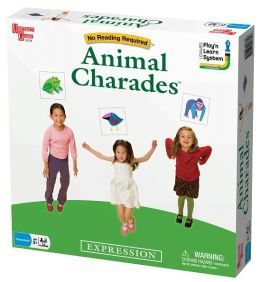 Play 'n Learn Animal Charades Game