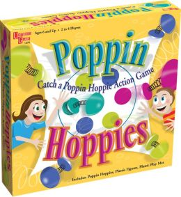 Poppin Hoppies Board Game
