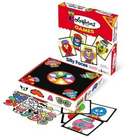 Silly Faces Colorforms Game
