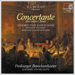 Mozart: Concerto for Flute & Harp, Symphony No. 31