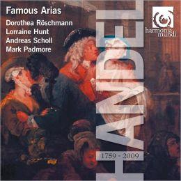 Handel: Famous Arias