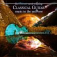 CD Cover Image. Title: The Ultimate Most Relaxing Guitar Music in the Universe