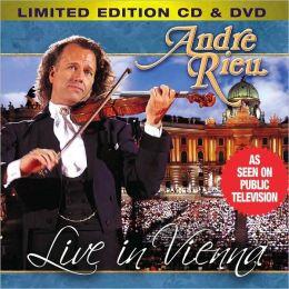 Live in Vienna [CD/DVD]