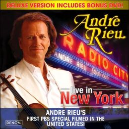 Radio City Music Hall Live In New York [Deluxe Edition CD+DVD]