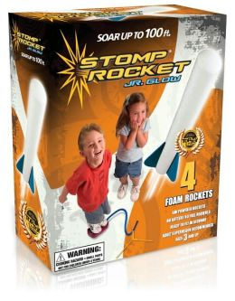 Junior Glow Stomp Rocket