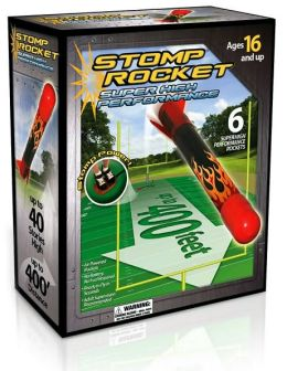Super High Performance Stomp Rocket