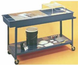 Hubbard Scientific 915 Hydro-Geology Stream Table- TableOnlywith Pump