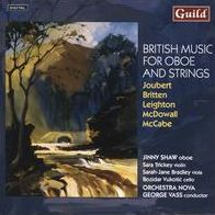 British Music for Oboe and Strings