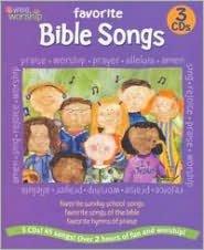 Wee Worship: Favorite Bible Songs