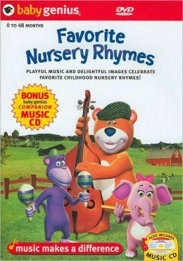 Baby Genius: Favorite Nursery Rhymes