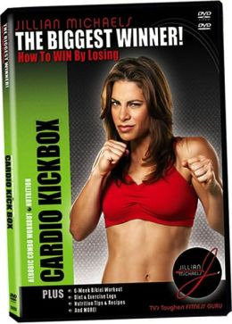 Jillian Michaels - Cardio Kickbox