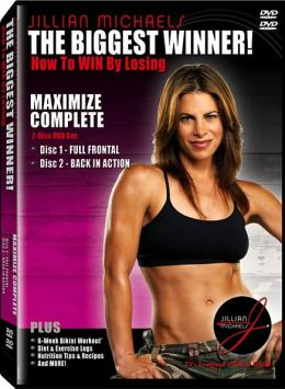 Jillian Michaels: Maximize Complete