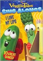 Veggie Tales Sing Alongs: I Love My Lips