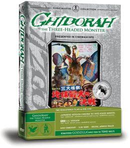 Ghidorah: The Three-Headed Monster