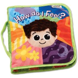Lamaze Cloth Book - How Do I Feel?