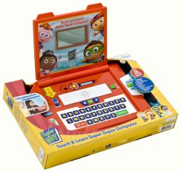 Super Why - Touch and Learn Super Duper Learning Computer