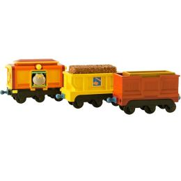 Chuggington Interactive - Cargo Cars 3 Pack