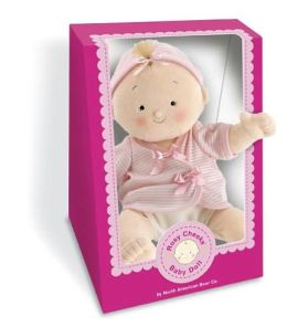 Rosy Cheeks 15 Inch Baby Girl Doll - Blonde