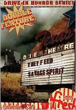 Drive-in Horror Series: They Feed/Savage Spirit