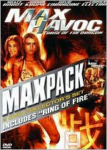 Max Havoc: Curse of the Dragon/Max Havoc: Ring of Fire