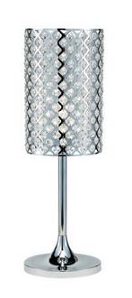 Adesso 3360 Bling Table Lamp - Chrome-22