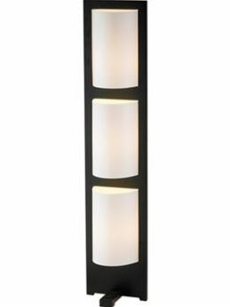 Adesso 4412 Zen Floor Lamp Black 15
