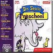 Broderbund LLDRSPRESJ Dr. Seuss Preschool
