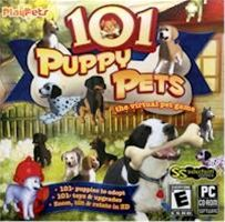 SELECTSOFT PUBLISHING 6618101 PUPPY PETS - VIRTAL PET GAME