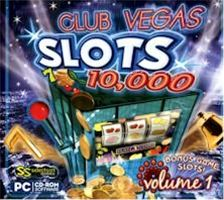 Selectsoft Games CLUBVEGSLT10KV1 Club Vegas - 10 000 Slots Volume 1