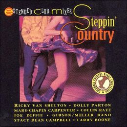 Steppin' Country
