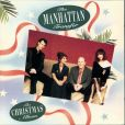 CD Cover Image. Title: The Christmas Album, Artist: The Manhattan Transfer
