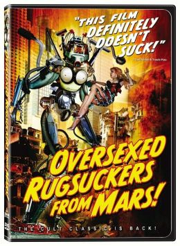 Over-Sexed Rugsuckers from Mars