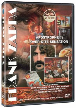 Classic Album: Frank Zappa - Apostrophe/Over-Nite Sensation