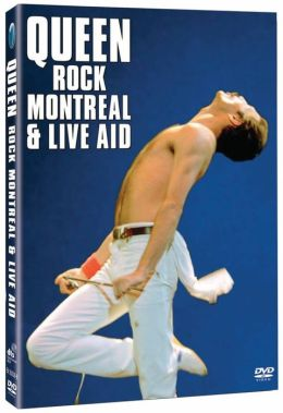 Queen Rock Montreal & Live Aid (2pc) / (Ws)