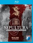 Video/DVD. Title: Sepultura/Tambours du Bronx: Metal Veins - Alive at Rock in Rio