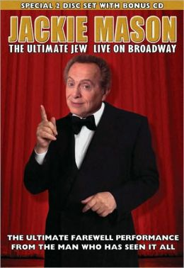 Jackie Mason: The Ultimate Jew - Live on Broadway