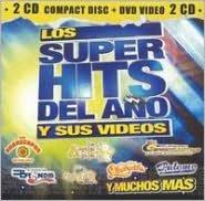 Los Super Hits del Ano [Disa] [CD & DVD]