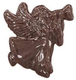Paderno World Cuisine Polypropylene Chocolate Mold - 1 7/8