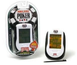 Bicycle Touch Screen World Series of Poker