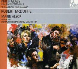 Philip Glass: Violin Concerto No. 2