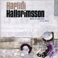 Haflidi Hallgrímsson: Music for Solo Piano