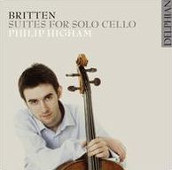 Britten: Suites for Solo Cello
