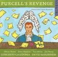 CD Cover Image. Title: Purcell's Revenge: Sweeter than Roses?, Artist: Concerto Caledonia
